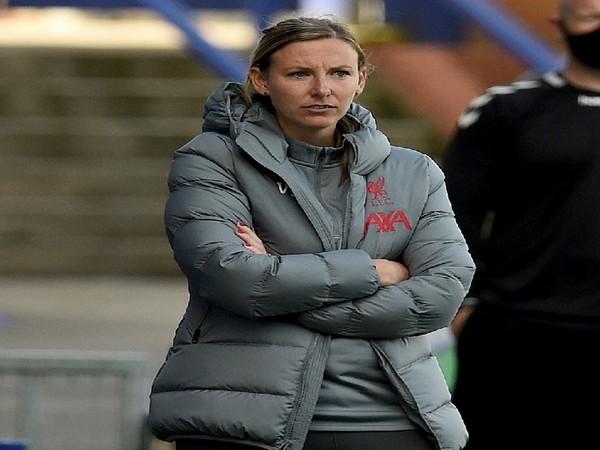 Vicky Jepson (Photo/ Liverpool Women Twitter)