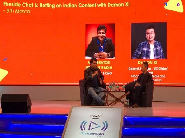 Chat with Damon Xi, General Manager-UC Global Business, Alibaba Digital Media and Entertainment Group