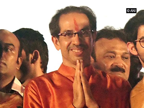 Maharashtra Chief Minister Uddhav Thackeray. Photo/ANI