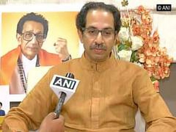 Maharashtra CM Udhhav Thackeray [File Photo/ANI]