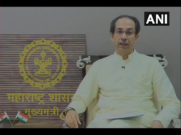 Maharashtra Chief Minister Uddhav Thackeray (File picture)