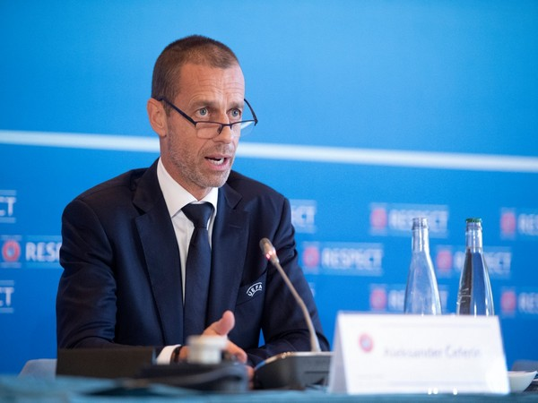 UEFA President Aleksander Ceferin (Photo/ UEFA Twitter)