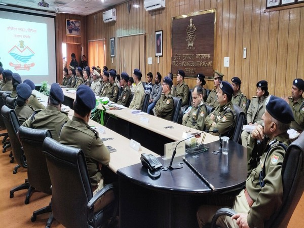 Uttarakhand Police (representative image)