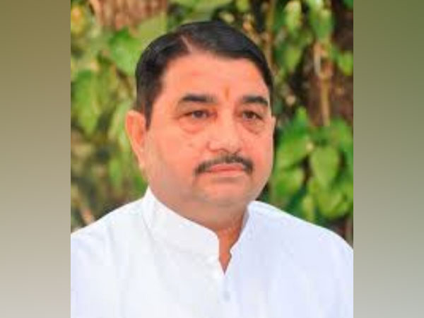 Umesh Sharma Kau, an MLA from Raipur Assembly seat of Dehradun [Photo/ANI]