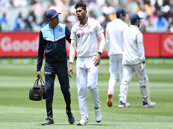 Indian pacer Umesh Yadav (Image: BCCI's Twitter)