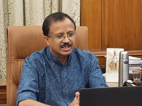 Minister of State (MoS) for External Affairs Shri V. Muraleedharan