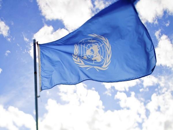United Nations flag (Representative image)