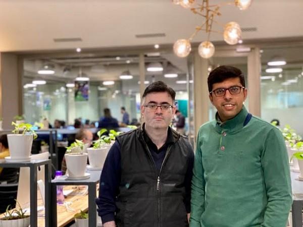 L to R: Ashish Munjal, Co-founder and CEO, Sunstone Eduversity and Piyush Nangru, Co-founder and COO, Sunstone Eduversity