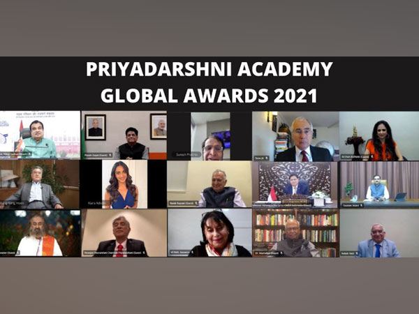 The Priyadarshni Global Awards 2021