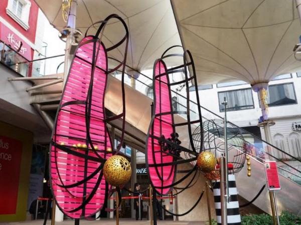 Luxefest Art Installation