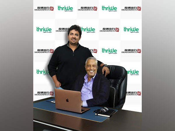 Mark Koch, Group CEO, DragonPass and Dhruv Verma, Founder and CEO, Thriwe