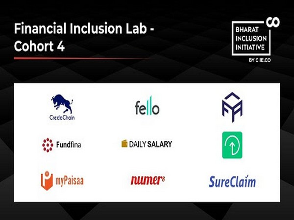Meet the 4th Cohort of Bharat Inclusion Initiative's Financial Inclusion Lab