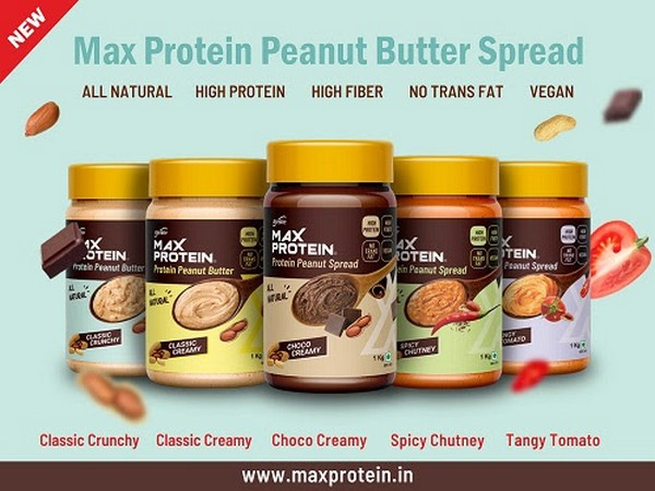 Max Protein Peanut Butter