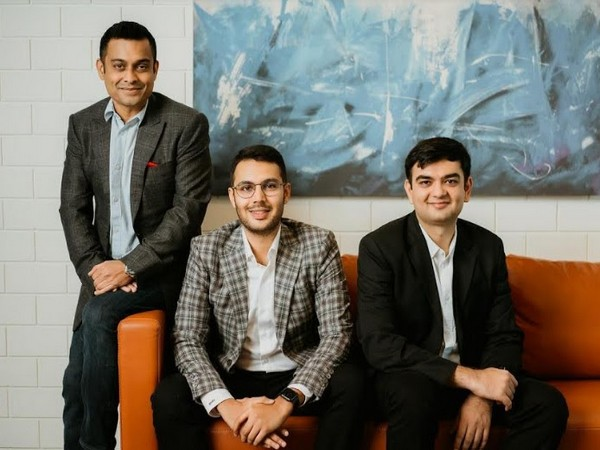 From L to R: Kapil Mathrani, Yash Shah and Ishit Desai