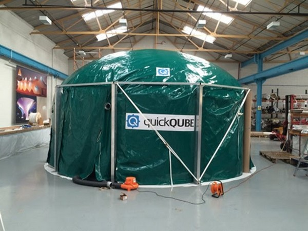 Qube Renewables Ltd. distinct area of technological expertise lies in the conversion of 'local waste into local energy'