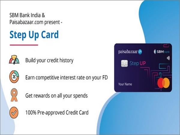 Step Up Credit Card