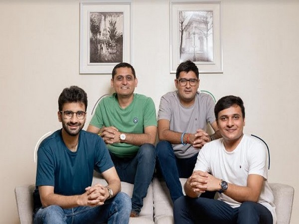 Marwari Catalysts Founders Team - Sushil Sharma, Devesh Rakhecha, Rachit Poddar and Raunak Singhvi