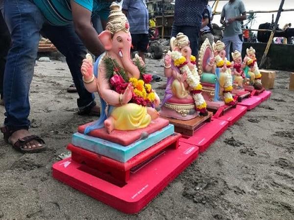 Ignite Mudra innovates with Vighna free visarjan campaign