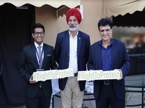 Lt Gen Balbir Singh Sandhu - AVSM, VSM, Atul Khanna - Advocate of Protein