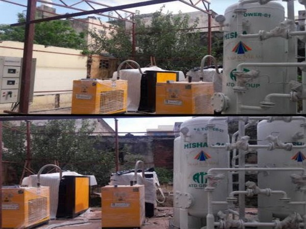 Nagaur Rajasthan - Oxygen Plant