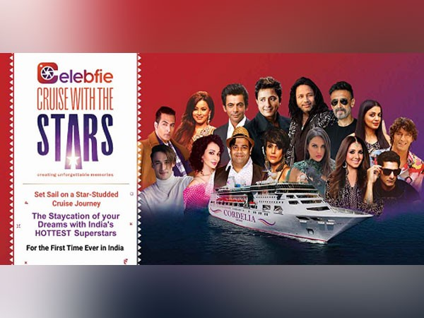 Celebfie 'Cruise with the Stars'