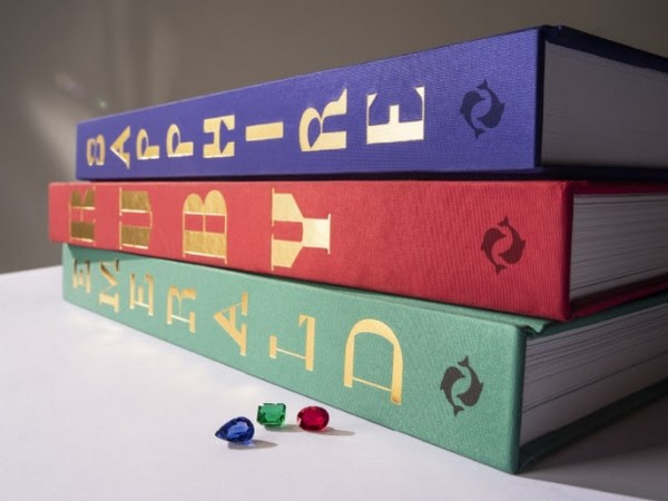 The Big Three: Emerald, Ruby & Sapphire books by Joanna Hardy, published by Thames & Hudson in partnership with Gemfields
