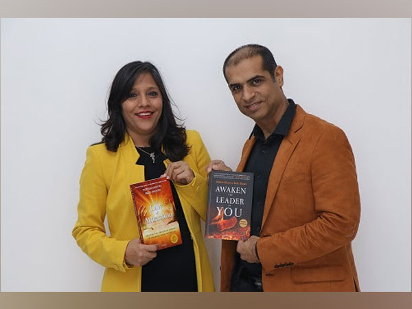 Indu and Mitesh Khatri