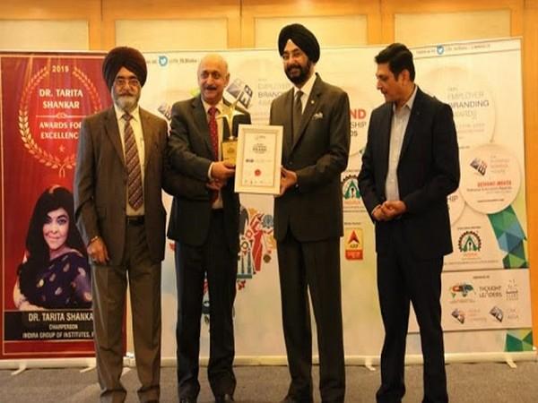 WTC Chandigarh Award