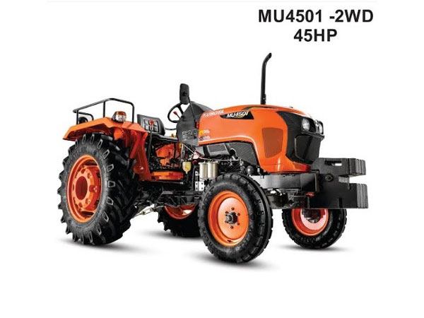Kubota's best selling MU4501 (45 HP Tractor)