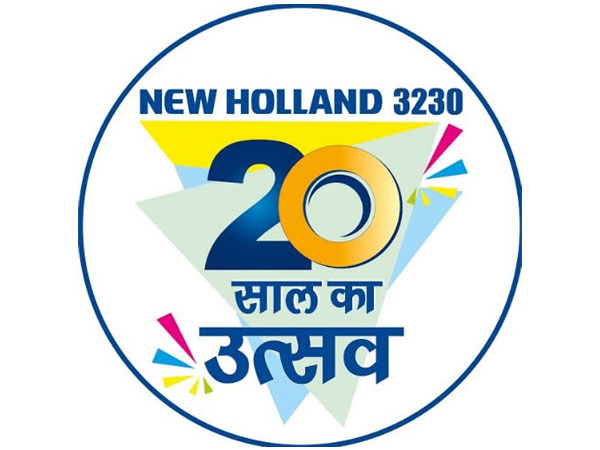 New Holland 3230 - Celebrating 20 Years