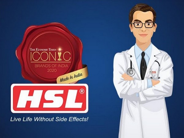 HSL - a fully Indian homeopathy brand recognized as Iconic Brand 2020 by ET