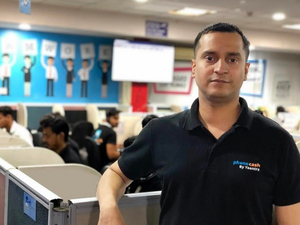 Jayant Jha, Co-founder & CEO, Yaantra