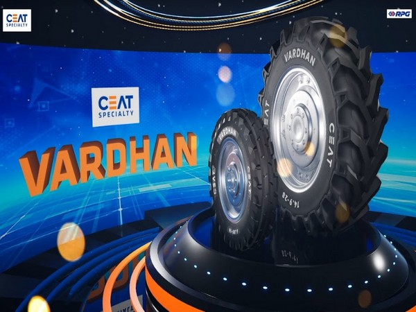 'Vardhan' farm tyre range from CEAT Specialty