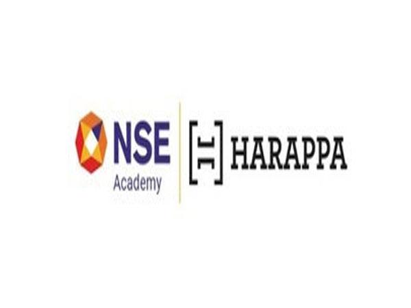 Harappa NSE Academy Partnership logo