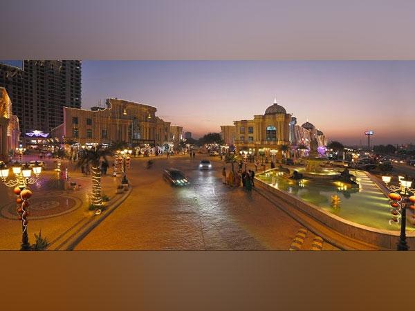 Omaxe World Street