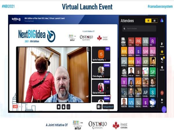 Virtual Launch Event - Next Big Idea 2021
