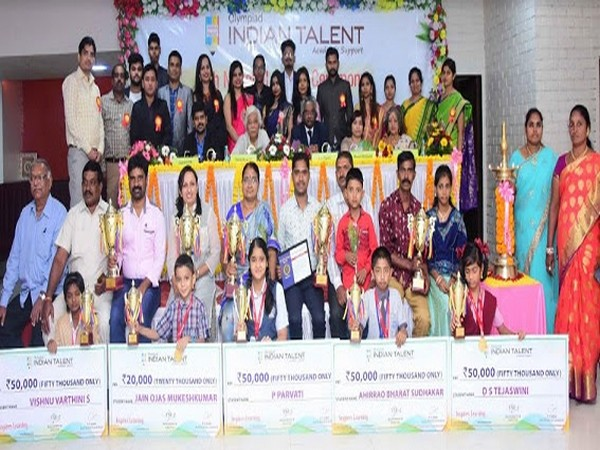 Nation's biggest Indian Talent Olympiad
