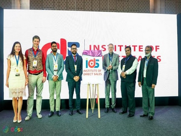 Inaugration of Institute of Direct Sales at GDSC 2019
