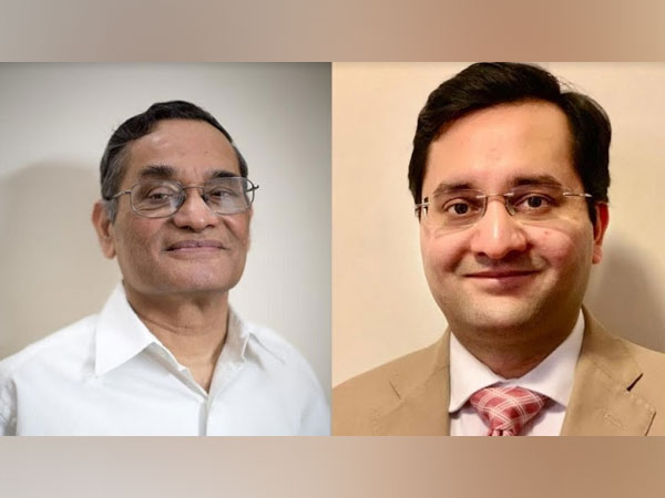 Dr Kalyan Banerjee (Left) and Dr Kushal Banerjee (Right)