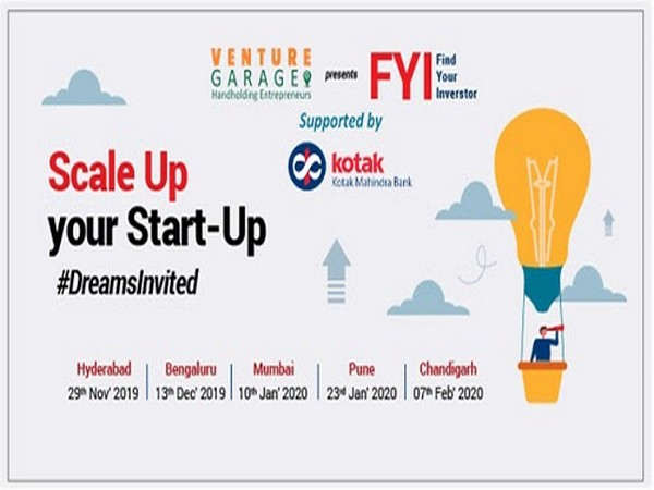 Find Your Investors Series 2019-20 in 5 Indian cities