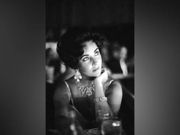 Elizabeth Taylor's favorite pair of earrings crafted with real diamonds and set in Platinum
