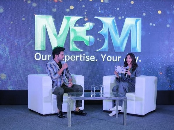 Rajkummar Rao and Shibani Dandekar at M3M Rendezvous with the Stars