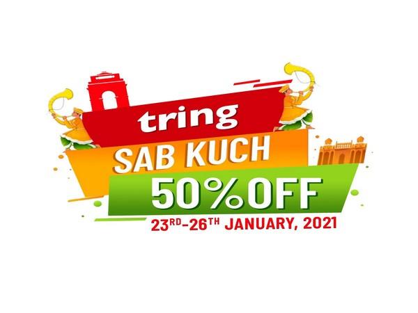 Tring SabKuch50%Off