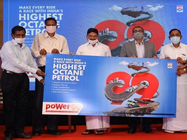 MC Sampath, Minister for Industries, Government of TN launched 'poWer 99' - India's Highest Rated Octane Fuel on 17th Nov. 2020 at Chennai.