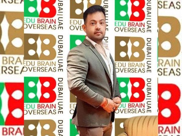 Som Sharma Director of Edu Brain Overseas
