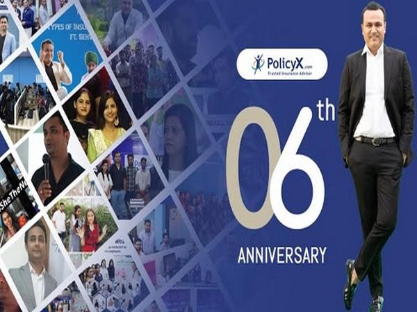 6th Anniversary PolicyX