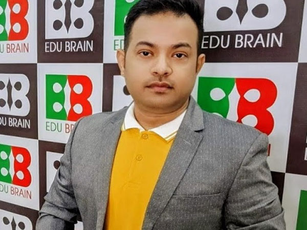 Som Sharma Founder of Edu Brain Group