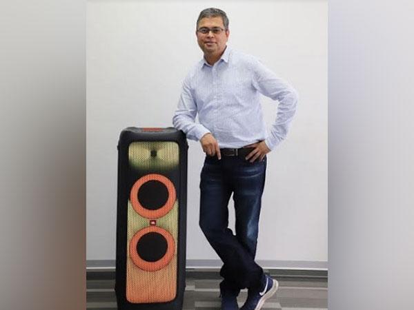 Vikram Kher, Vice-President, Lifestyle Audio, HARMAN India