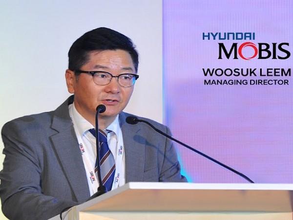 Woosuk Leem, MD, AS Parts Division, Mobis India
