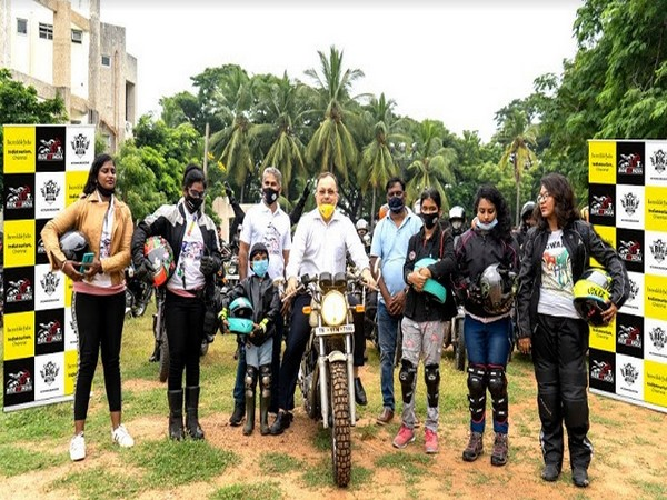 Ride in India - 'Motorcycle Tourism' campaign launched on World Tourism Day